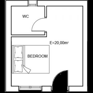 Building 4 Room 14 Sani Diamonds Aparthotel