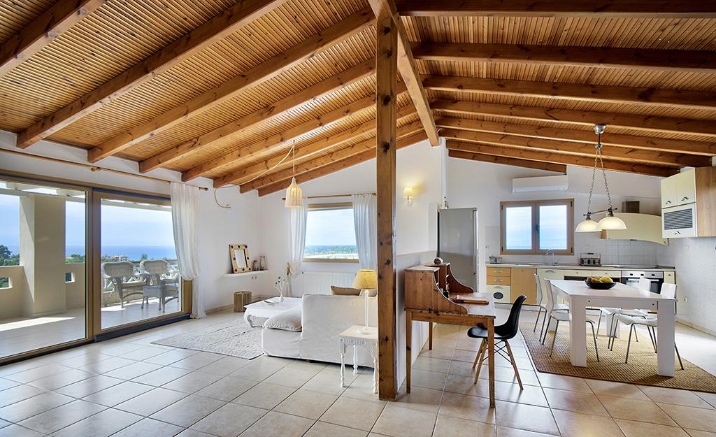 Premium Apartment A1: Aegean Sea View
