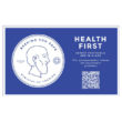 Health First Sign